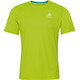 Odlo Sliq Crew Neck SS Shirt Men acid lime